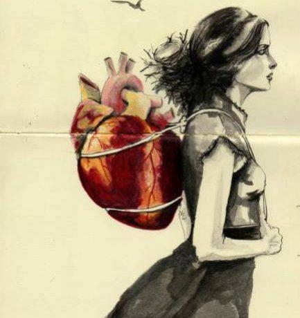 Ia-ți inima în spate și luptă!